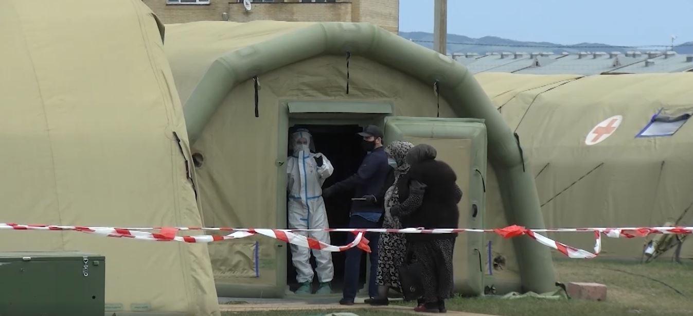Российское правительство принимает меры по локализации эпидемии COVID-19 в Дагестане